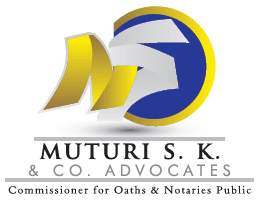 MUTURI S. K. & CO. ADVOCATES